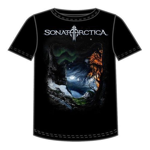 T-Shirt - Sonata Arctica - Days of Grays-Metalomania