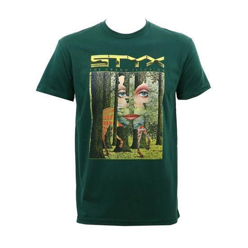 T-Shirt - Styx - The Grand Illusion