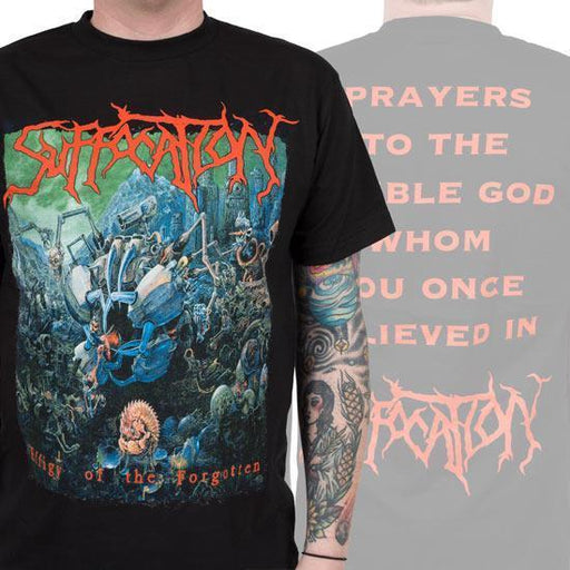 T-Shirt - Suffocation - Effigy-Metalomania