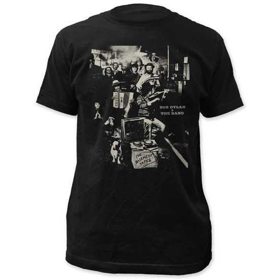 T-Shirt - The Band - The Basement Tapes-Metalomania