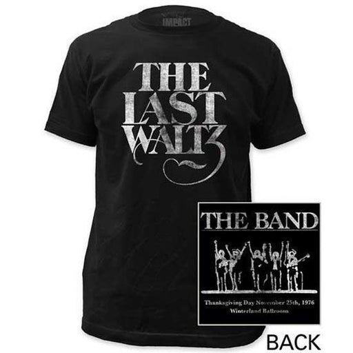 T-Shirt - The Band - The Last Waltz