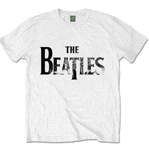 T-Shirt - The Beatles - Drop T - White -