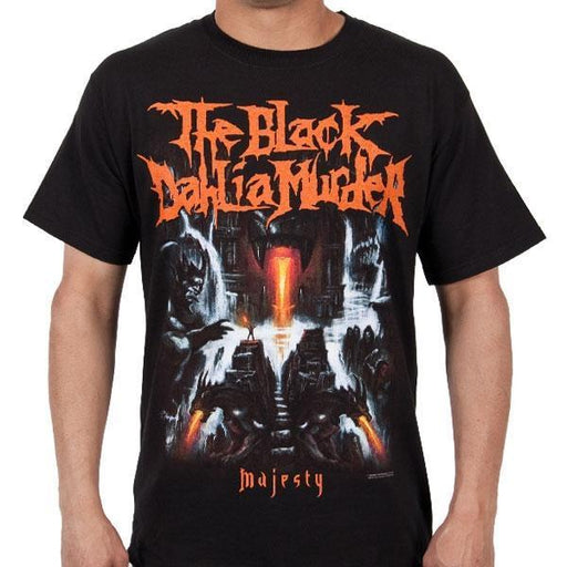 T-Shirt - The Black Dahlia Murder - Majesty-Metalomania