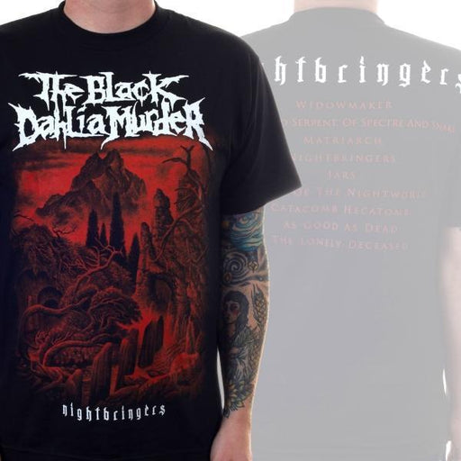 T-Shirt - The Black Dahlia Murder - Nightbringers
