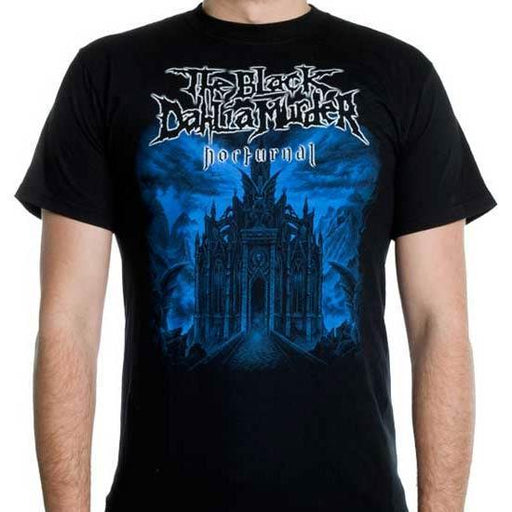T-Shirt - The Black Dahlia Murder - Nocturnal-Metalomania