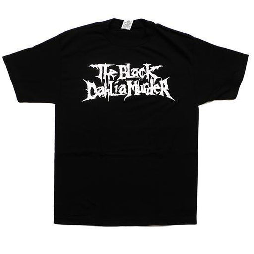 T-Shirt - The Black Dahlia Murder – Logo-Metalomania