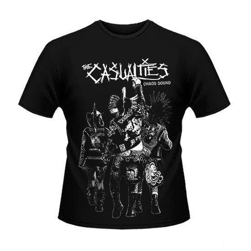 T-Shirt - The Casualties - Chaos Sound