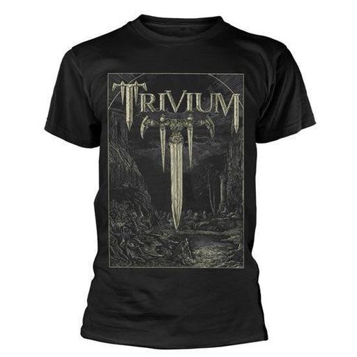T-Shirt - Trivium - Battle