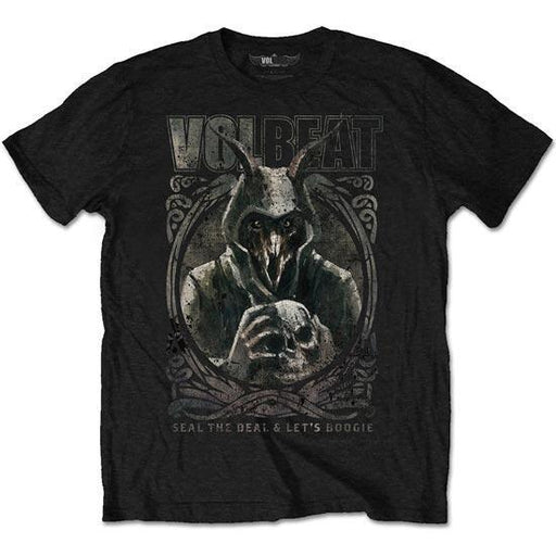 T-Shirt - Volbeat - Goat with Skull