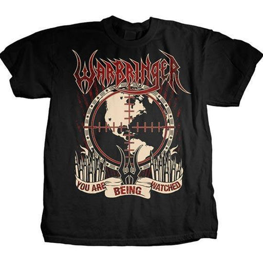 T-Shirt - Warbringer - You Are Being Watched-Metalomania