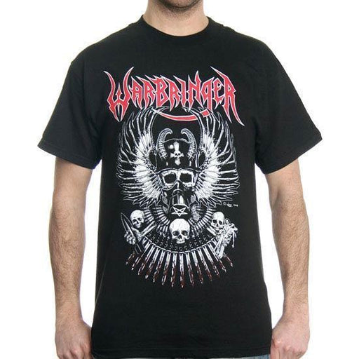 T-Shirt - Warbringer - Tour Without End-Metalomania
