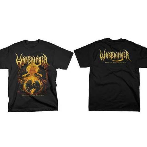T-Shirt - Warbringer - World Torn Asunder-Metalomania