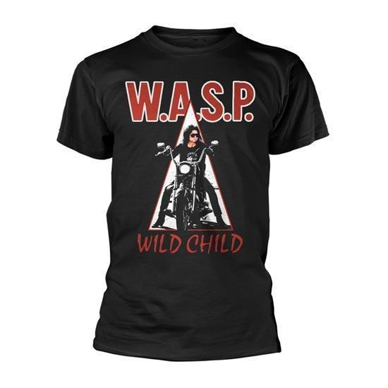 T-Shirt - WASP - Wild Child-Metalomania