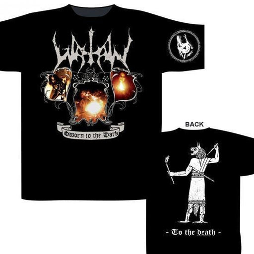 T-Shirt - Watain - Sworn to the Dark-Metalomania