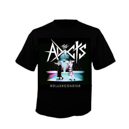 T-Shirt -The Adicts - Roller Coaster