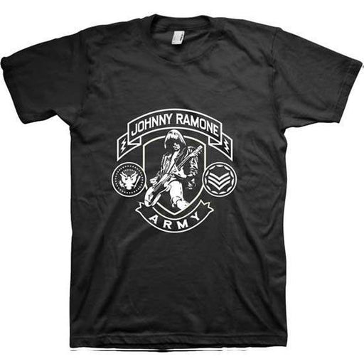 T-Shirts - Ramones - Johnny Ramone-Metalomania