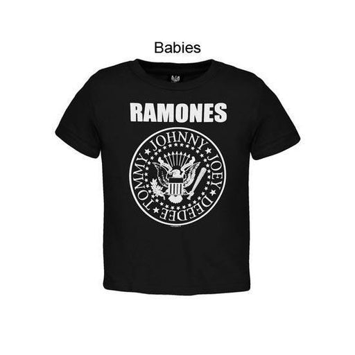 T-Shirts - Ramones - Seal Toddler-Metalomania