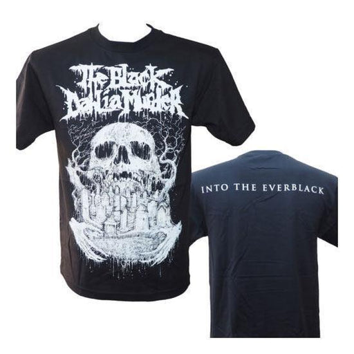 T-Shirt - The Black Dahlia Murder - Into the Everblack-Metalomania