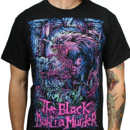 The Black Dahlia Murder Wolfman (T-Shirts)