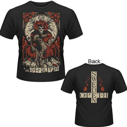 TShirt - Opeth - Haxprocess-Metalomania