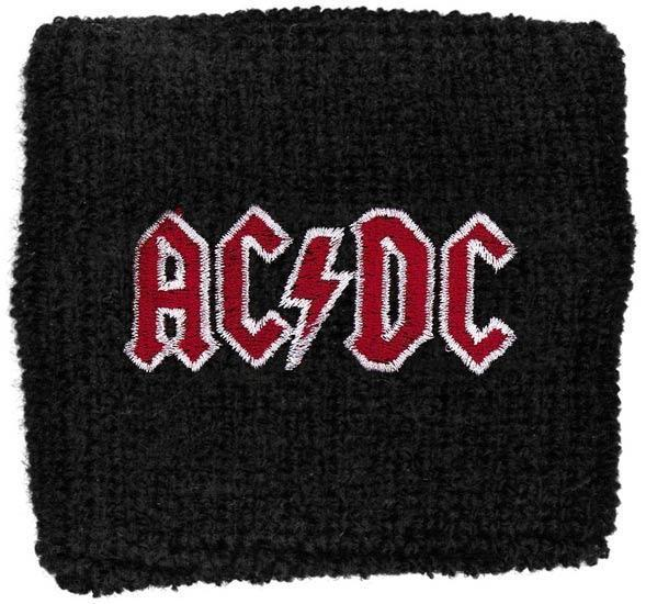 Wristband - ACDC - Red Logo
