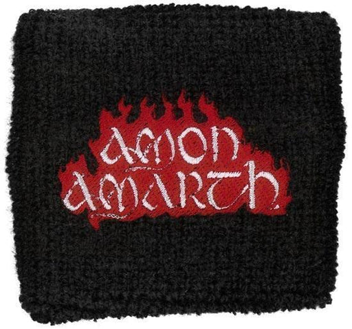Wristband - Amon Amarth - Red Flame