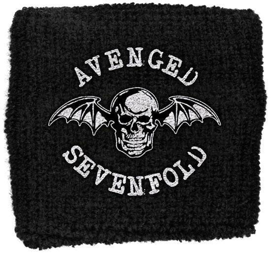 Wristband - Avenged Sevenfold (A7X) - Death Bat
