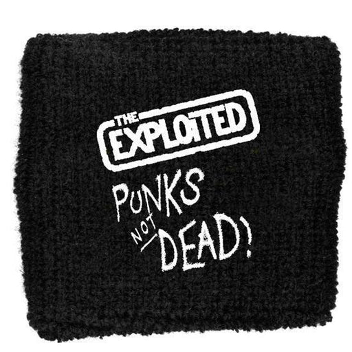 Wristband - The Exploited - Punks Not Dead
