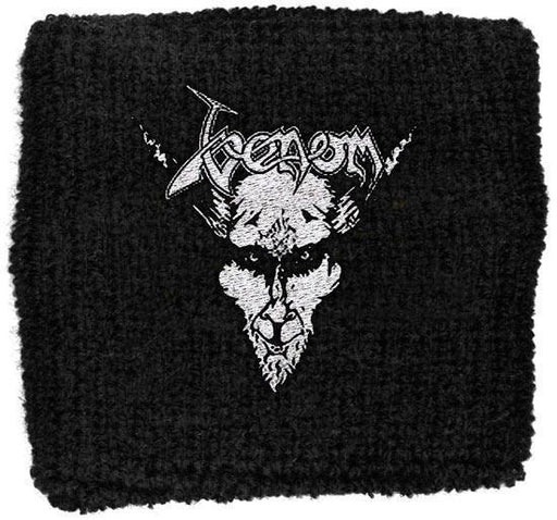Wristband - Venom - Black Metal