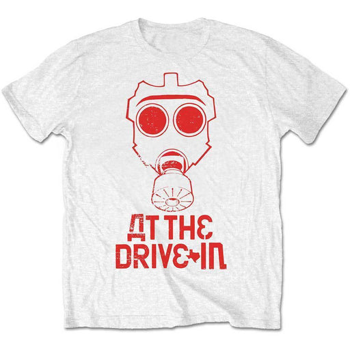 T-Shirt - At The Drive-In - Mask White-Metalomania