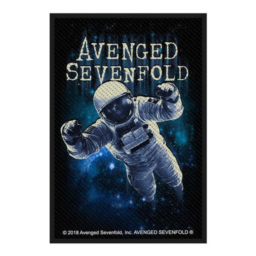 Patch - Avenged Sevenfold - The Stage