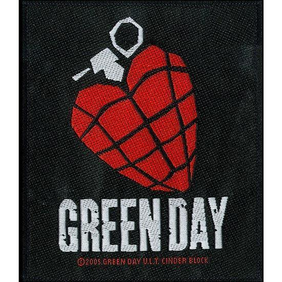 Patch - Green Day - American Idiot-Metalomania