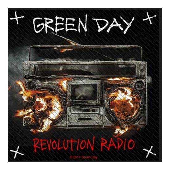 Patch - Green Day - Revolution Radio-Metalomania