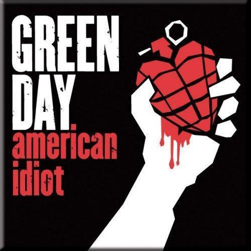 Fridge Magnet - Green Day - American Idiot