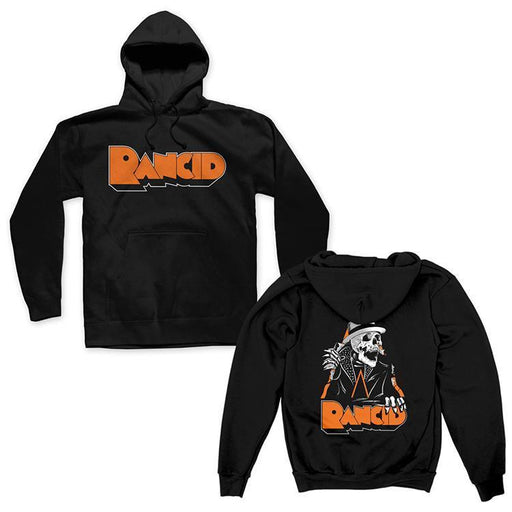Hoodie - Rancid - Skele-Tim Breakout - Pullover-Metalomania
