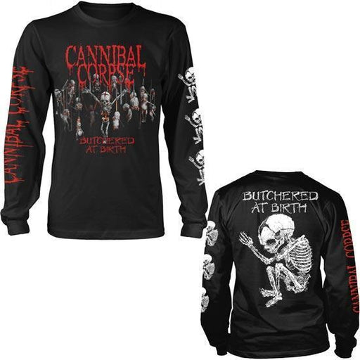 Long Sleeve - Cannibal Corpse - Butchered at Birth - BABY-Metalomania