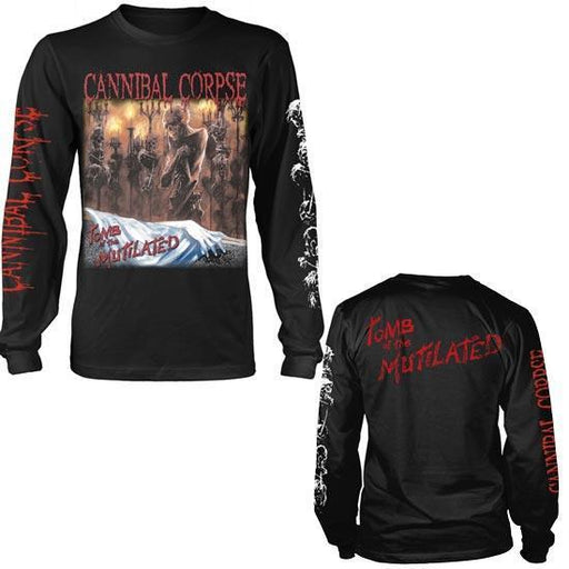 Long Sleeve - Cannibal Corpse - Tomb of the Mutilated-Metalomania