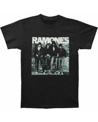 T-Shirt - Ramones - 1st Album-Metalomania