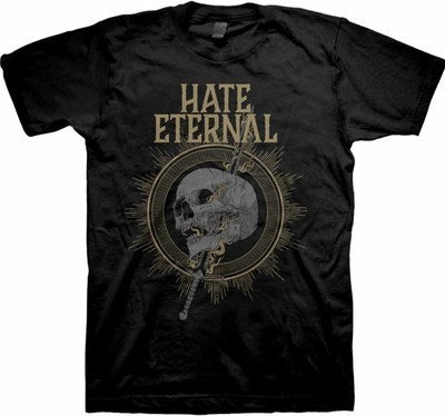 T-Shirt - Hate Eternal - Sword and Shield-Metalomania