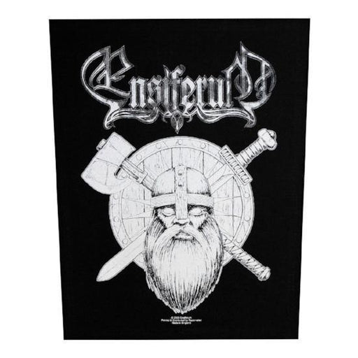 Back Patch - Ensiferum - Sword & Axe-Metalomania
