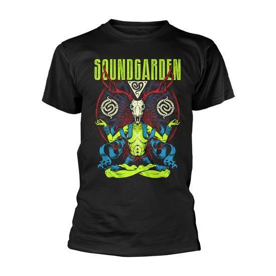 T-Shirt - Soundgarden - Antlers-Metalomania