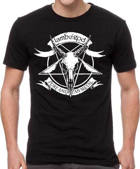 T-Shirt - Lamb of God - Divine Influence-Metalomania