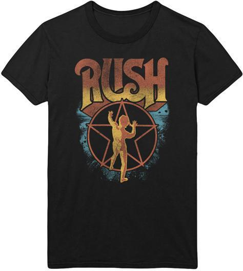 T-Shirt - Rush - Ombre Starman