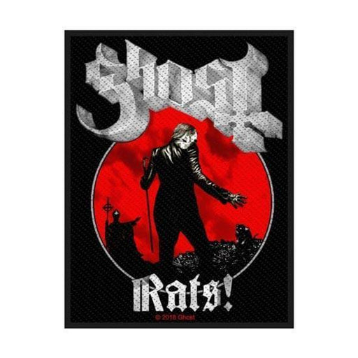 Patch - Ghost - Rats-Metalomania