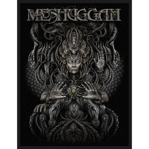 Patch - Meshuggah - Musical Deviance-Metalomania