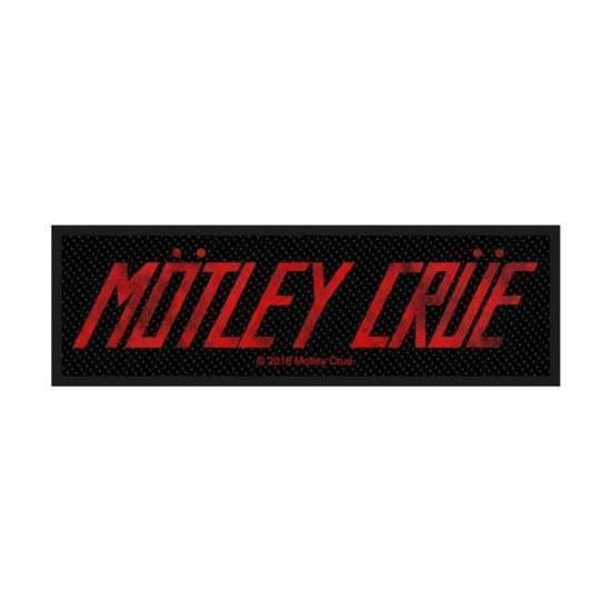 Patch - Motley Crue - Logo-Metalomania