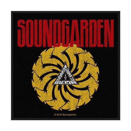 Patch - Soundgarden - Bad Motor Finger-Metalomania