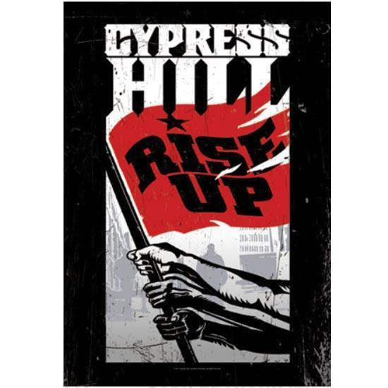 Flag - Cypress Hill - Rise Up-Metalomania