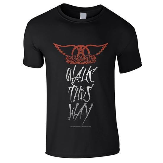 T-Shirt - Aerosmith - Walk This Way