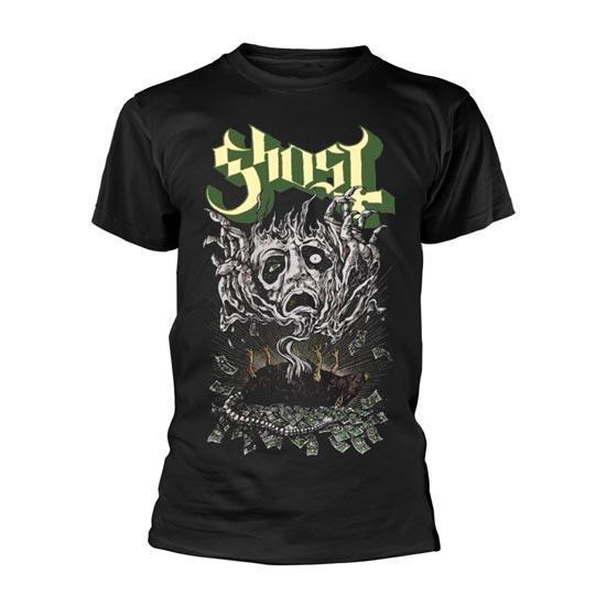 T-Shirt - Ghost - Rat Afterlife-Metalomania